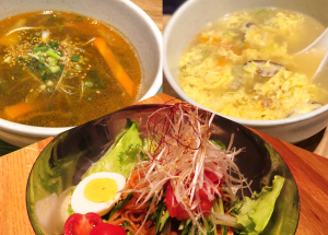 スープ・麺類